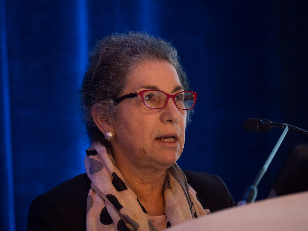 Dr. Patricia Ganz presents - General Session 3: Surveillance for Recurrence and Second Cancers