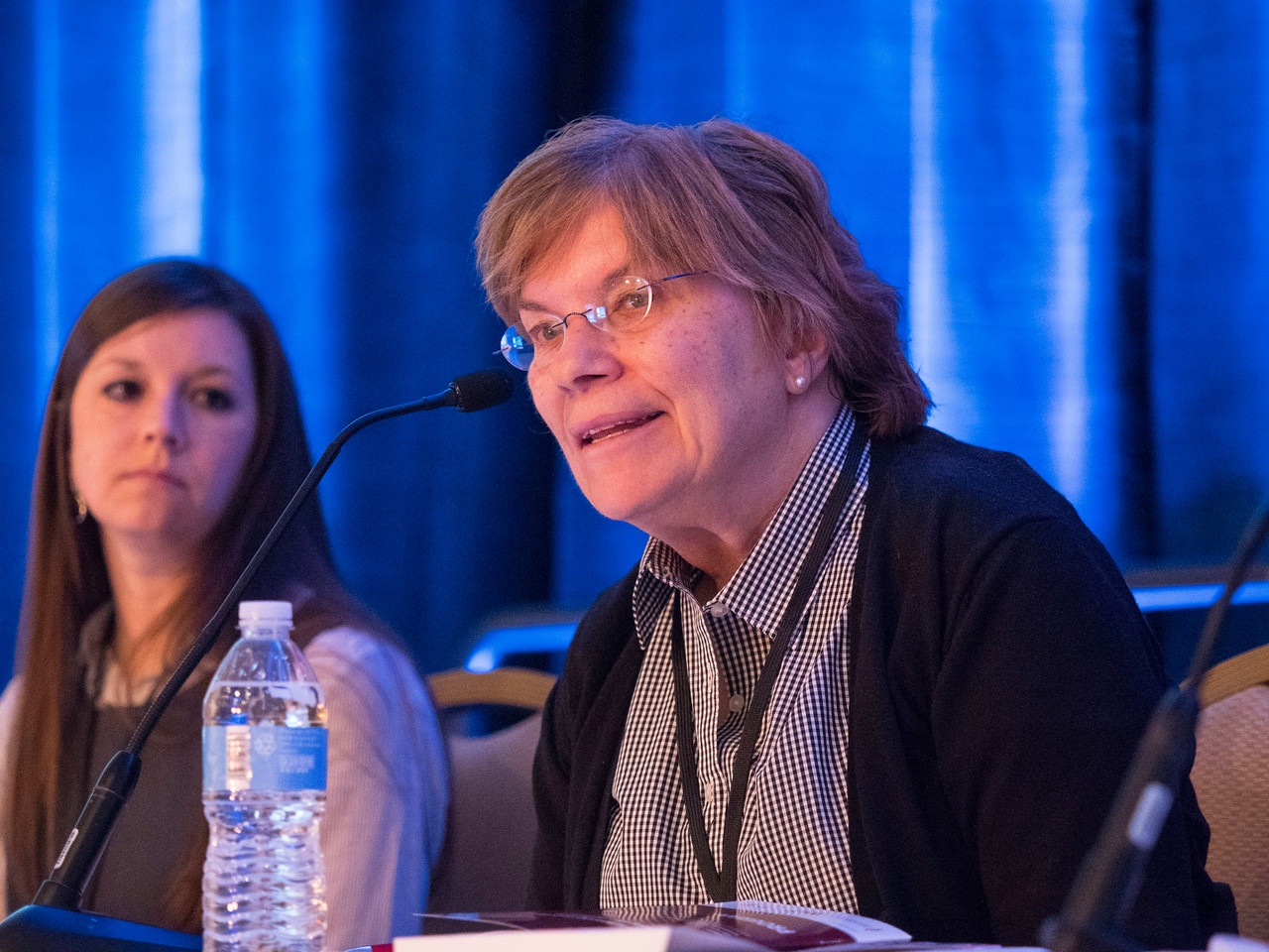 Rose C. Maly, MD, MSPH, presents Abstract 1  - General Session 1: Risk-Based Health Care of Cancer Survivors in the 21st Century