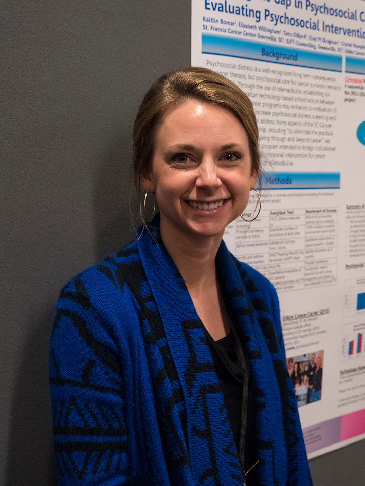 Kaitlin Bomar, RN, BSN - General Poster Session B