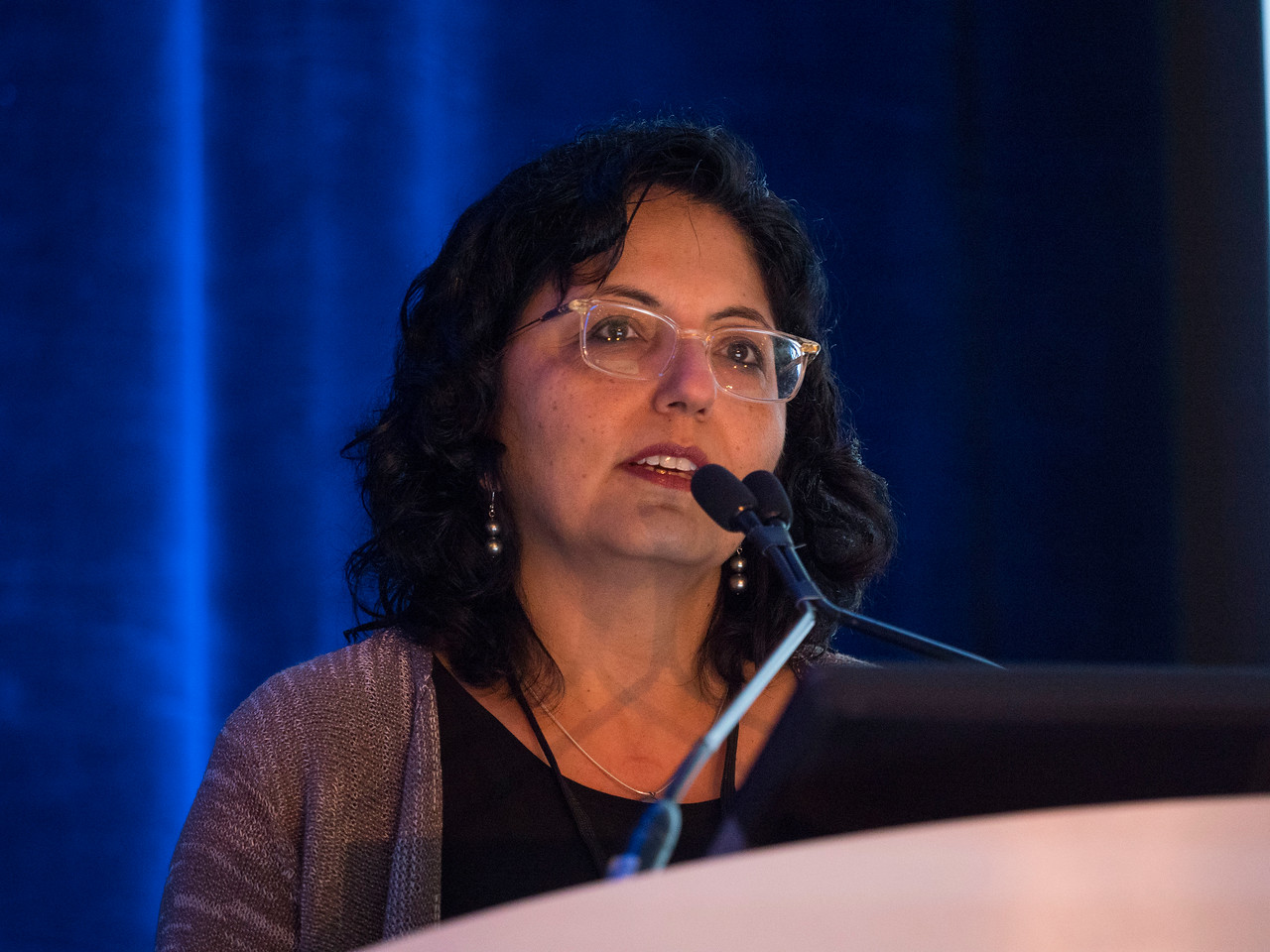 Dr. Smita Bhatia presents the Keynote Lecture - Welcome & Keynote Lecture: Long-term and Late Effects: The Science of Survivorship