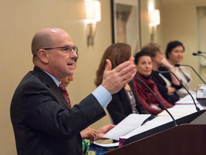 Kevin Oeffinger, MD, speaks - An Evening for Cancer Survivors and Caregivers