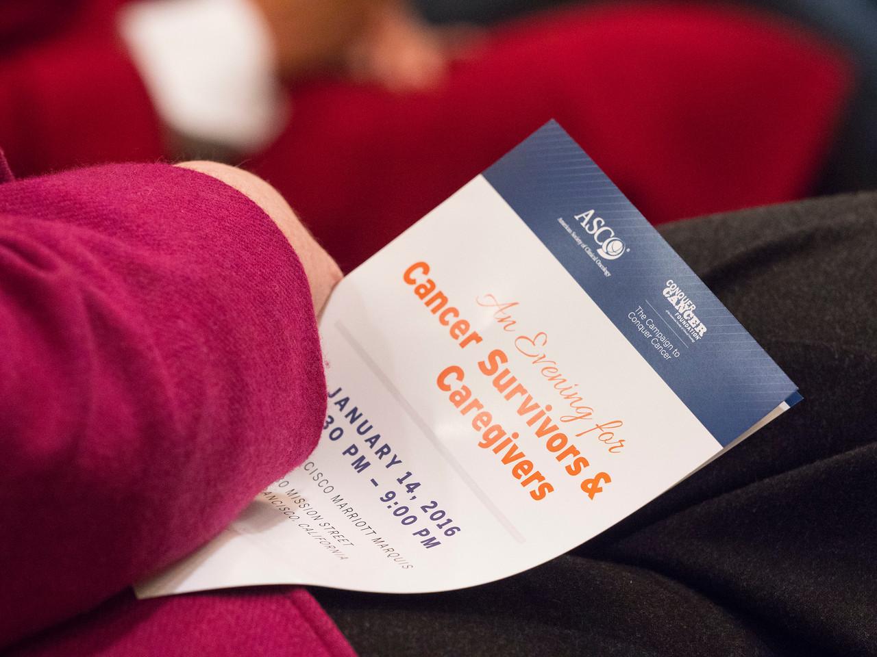 ASCO President Julie Vose, MD, FASCO, speaks - An Evening for Cancer Survivors and Caregivers