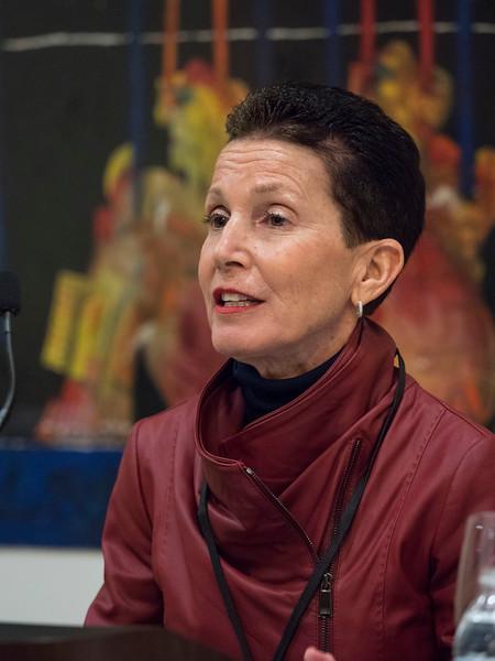 Carol Rosenberg, MD, FACP, speaks - An Evening for Cancer Survivors and Caregivers
