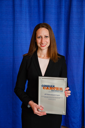 2017 Career Development Award Recipient Jamie Libes, MD, MPH during 2017 Grants & Awards Ceremony and Reception