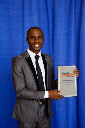 2017 IDEA Recipient Rotimi David, MBBS during Grants & Awards Ceremony and Reception