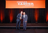 2017 Young Investigator Award Recipient Huynh Cao, MD with Thomas G. Roberts, Jr., MD, Chair of the Conquer Cancer Foundation Board of Directors, during 2017 Grants & Awards Ceremony and Reception