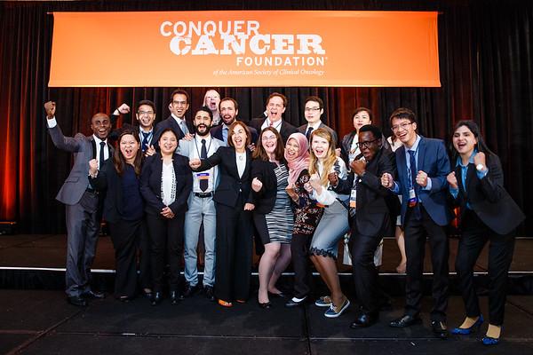 2017 IDEA Recipients during 2017 Grants & Awards Ceremony and Reception