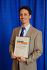 2017 Young Investigator Award Recipient Joshua Gruber, MD, PhD during 2017 Grants & Awards Ceremony and Reception