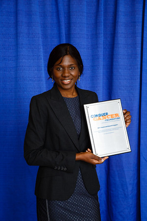 2017 Resident Travel Award Recipient Emififen Udejiofor, MD during Grants & Awards Ceremony and Reception