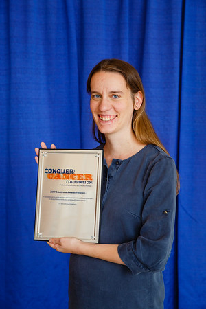 2017 Young Investigator Award Recipient Jennifer Caswell-Jin, MD during 2017 Grants & Awards Ceremony and Reception