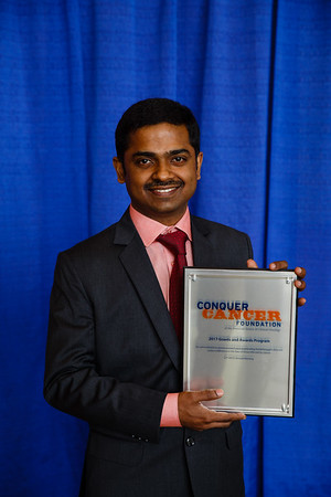 2017 IDEA Recipient Raj Mohan, MBBS during Grants & Awards Ceremony and Reception