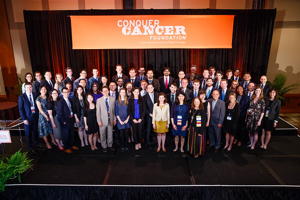 2017 Young Investigator Award (YIA) Recipients with Dr. Judith Kaur during during 2017 Grants & Awards Ceremony and Reception