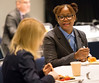 Attendees during 2017 Conquer Cancer Foundation Diversity in Oncology Meet & Greet Event