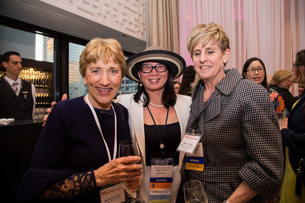 Attendees during Women Leaders in Oncology