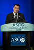 Bishoy Faltas, MD, speaks during Expanding the Actionable Landscape: Bladder Cancer Genomics