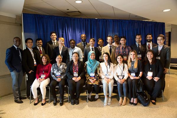 2017 IDEA Recipients during IDEA Networking Event