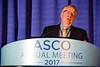 Gordon B. Mills, MD, PhD, speaks during The State of the Art in High-Grade Serous Ovarian Cancer