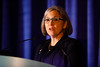 Elise C. Kohn, MD, speaks during The State of the Art in High-Grade Serous Ovarian Cancer