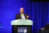 Thomas A. DiPetrillo, MD, speaks during Upfront Management of Operable Non-Small Cell Lung Cancer