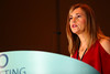 Maria-Victoria Mateos, MD, PhD, speaks during Treating Myeloma in Older Patients