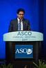 Gopa Iyer, MD, speaks during Expanding the Actionable Landscape: Bladder Cancer Genomics