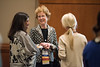 Attendees during ASCO SEP Reception