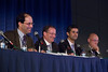 Panelists and attendees during Post-Plenary Discussion Session III: Genitourinary (Prostate) Cancer