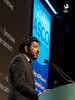 Siddhartha Mukherjee, MD, DPhil, speaks during Opening Session