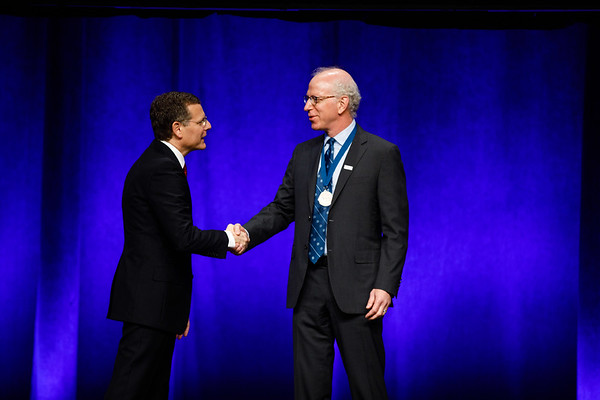 Fellows of the American Society of Clinical Oncology (FASCO) during Opening Session