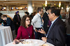 IDEA mentors and recipients meet during IDEA Networking Event