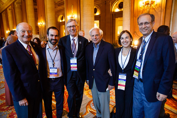Attendees during World Oncology Leaders Reunion