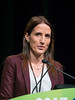 Dr. Irit Ben-Aharon presents Abstract 523 during Oral Abstract Session C: Cancers of the Colon, Rectum and Anus