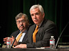 Speakers answer questions during General Session 4: Cutting-Edge Technologies for Pancreatic Cancer—Global Perspectives