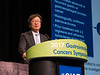 Yoon-Koo Kang, MD, during Oral Abstract Session: Cancers of the Esophagus and Stomach