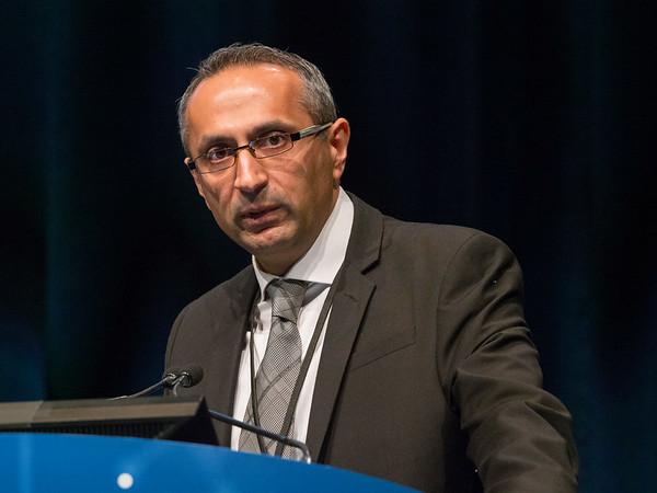 Shonit Punwani, BSc, PhD, MBBS, MRCP, FRCR, presents