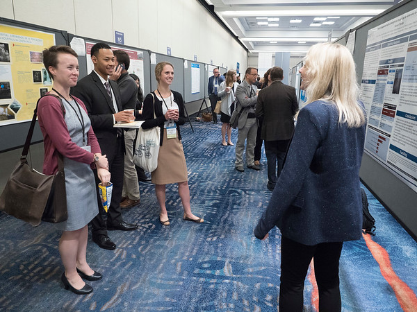 Poster Presentations on the latest research in Palliative and Supportive Care during Poster Session A