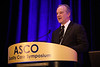 Co-Chair, Michael Neuss, MD, FASCO, during Welcome of the Day