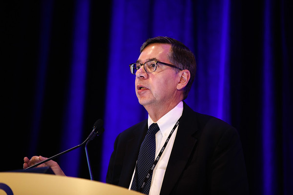 Paul Jacobsen, PhD - NCI, during the General Session
