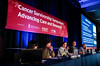 Speakers and panelists during General Session 1: Dealing with Genetic Findings in Survivorship