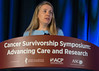 Emily Tonorezos, MD, discusses Abstract 130: Protection from late-occurring anthracycline-related cardiotoxicity among childhood cancer survivors with a RARG coding variant