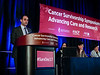 Mohammad Abu Zaid, MD, discusses Abstract 102: Metabolic syndrome (MetS) after platinum-based chemotherapy (CHEM): A multicenter study of North American testicular cancer survivors (TCS)
