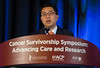 Dong Wook Shin discusses Abstract 105: Risk of coronary heart disease and ischemic stroke in thyroid cancer patients taking levothyroxine - Oral Abstract Session B