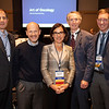 Dr. Lidia Schapira, MD, FASCO, Consultant Editor for Art of Oncology, with Editorial Board Members during Art of Oncology Editorial Board Meeting