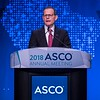 Clifford A. Hudis, MD, FACP, FASCO, ASCO CEO, during Opening Session