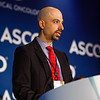 Jed Abraham Katzel, MD, presenting LBA6002, Are women with head and neck cancer undertreated -  during Friday, Press Briefing