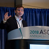 David B. Solit, MD, speaks during Liquid Biopsies: Current Uses and Future Directions