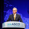 Daniel F. Hayes, MD, FACP, FASCO, ASCO Past President, announcing the Fellows of the American Society of Clinical Oncology (FASCO) during Opening Session