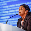 Supriya Gupta Mohile, MD, MS, University of Rochester Medical Center, presenting LBA10003, Improving Communication with Older Patients with Cancer using Geriatric Assessment (GA): A University of Rochester NCI Community Oncology Research Program (NCORP) Cluster Randomized Controlled Trial (CRCT), during Friday, Press Briefing