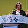 "Marie Wood, MD, FASCO, program co-chair of the ""Genetics and Genomics for the Practicing Clinician"" Pre-Annual Meeting Case-Based Course during Genetics and Genomics for the Practicing Clinician: A Case-Based Approach"