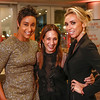 Desiree Rogers, Jane Hertzmark Hudis and Giuliana Rancic mingling at the dessert reception during 2018 Conquer Cancer Foundation Dinner